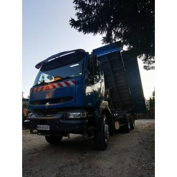 Renault Kerax 6x4 Hydroburta