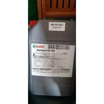 Olej przekładniowy Castrol Optigear 460