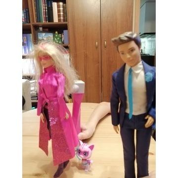Barbie Tajna Agentka Spy Aquad Dhf17
