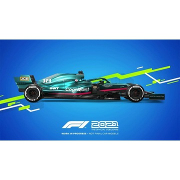 F1 2021 DELUXE Xbox one Series S/X PL KOD Cyfrowy