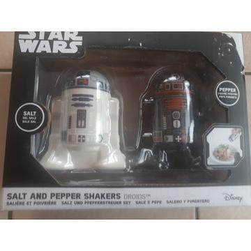 Star Wars ceramiczne przyprawniki