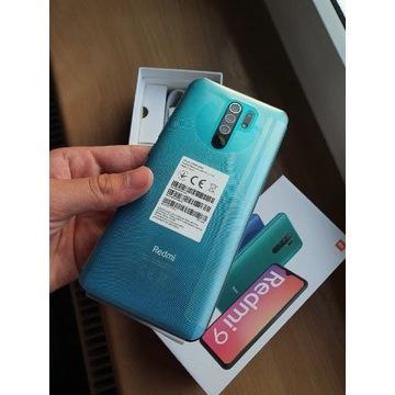 Xiaomi redmi 9, 4/64 Gb, Ocean Green
