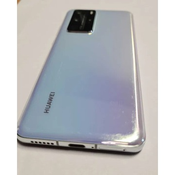 Huawei P40 Pro * Ice White * Stan dobry