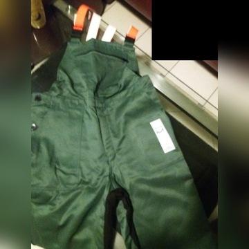 Spodnie dla pilarza