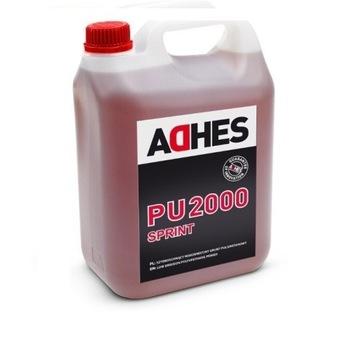 Adhes PU 2000 grunt do podłóg poliuretanowy 5 L