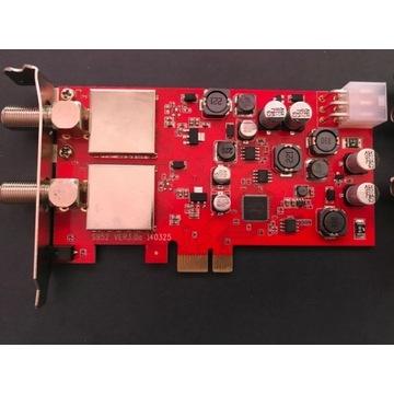 DVBSky S952 | PCI-E | DVB-S/S2 Dual