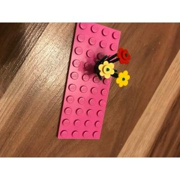 Lego scala kwiaty