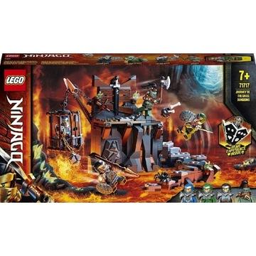 Lego ninjago 71717 - podróż do lochów