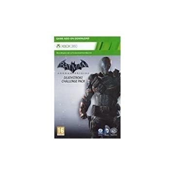 XBOX360 Batman Arkham Origins Deathstroke Challeng