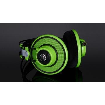 Słuchawki AKG Q701 Made in Austria + nowe pady