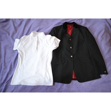 Koszula konkursowa York rozmiar L