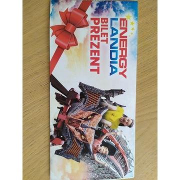 Bilet do energylandii dla osoby dorosłej