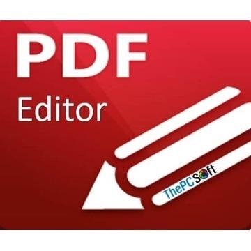 PDF-XChange Editor Plus 9 PL WIECZYSTA