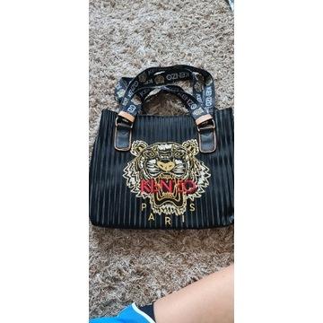Piękna torba Kenzo z tygrysem