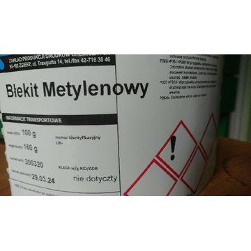 Błękit Metylenowy, czysty, 100 g