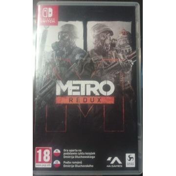 Metro Redux - (strzelanka FPP) gra Nintendo Switch