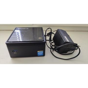 Uszkodzony Gigabyte GB-BXBT-2807