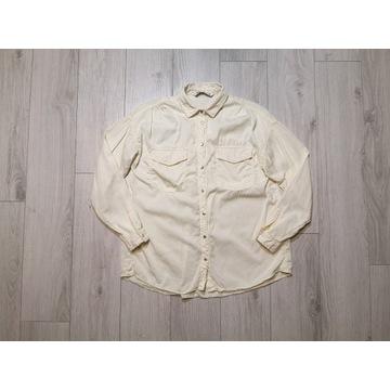 Koszula Zara luźna bluzka XS S