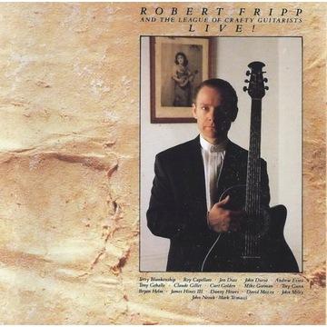 ROBERT FRIPP & THE LCG 'Live' (1986, King Crimson)