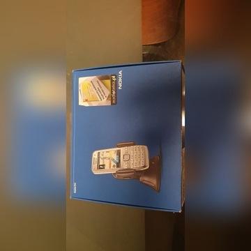 Nokia E52+Orginalny uchwyt