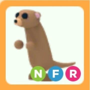 Roblox Adopt Me Meerkat NFR neon