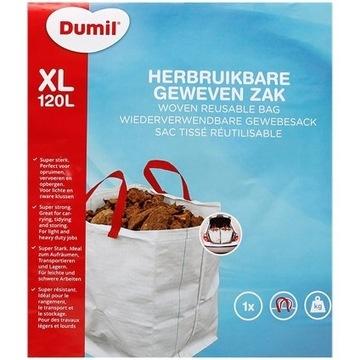 Worki na gruz Dumil 120 litrów