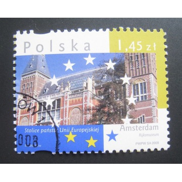 4243 Amsterdam Stolice UE