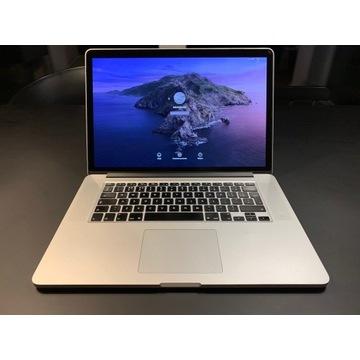 """MacBook Pro 15,4"""" 2.6Ghz, 8Gb, 512 SSD,A1398,SUPER"""