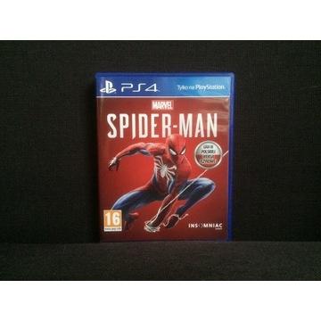 Spider-Man (PS4) (Nowa bez folii)