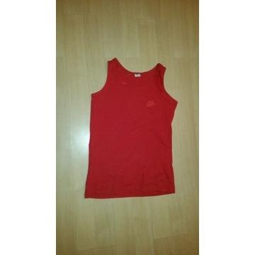 Koszulka na ramiączkach Slim-Fit NIKE bawełniana c