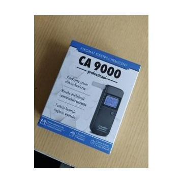 Alkomat  CAOS CA9000 Professional SG NOWY