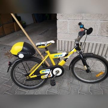 Rowerek dziecięcy JET-5 MK-II do nauki jazdy