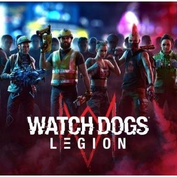 Watch Dogs LEGION | PC | AKTYWACJA