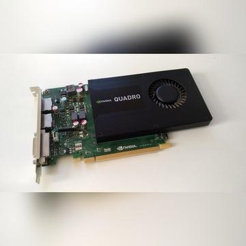 NVIDIA QUADRO K2200, MAC, PC, profesjonalna do CAD
