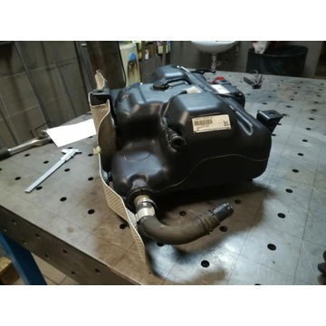Renault Master 2017 2.3 DCI zbiornik adblue