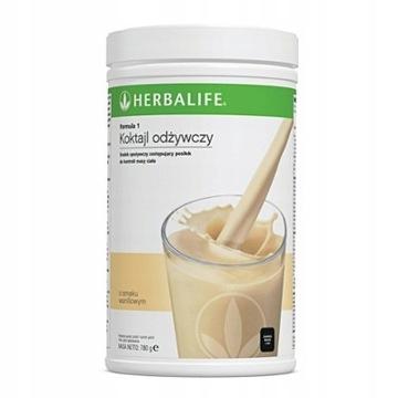 Koktajl Herbalife 780 Dieta + prowadzenie on line