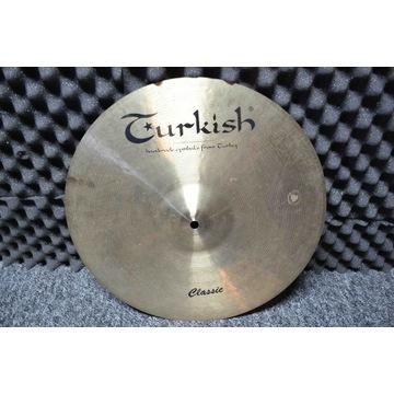 Turkish Classic - Crash 16 cali - super brzmienie