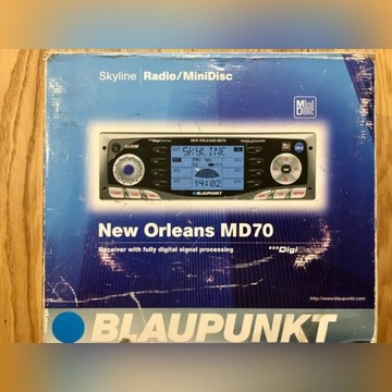 Mini Disc Blaupunkt MD 70