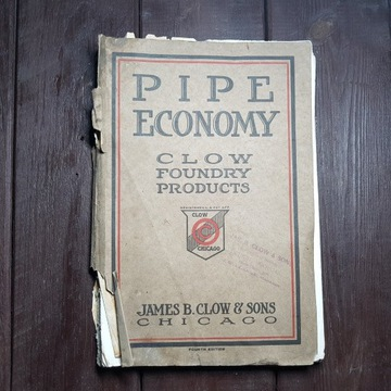 PIPE ECONOMY - Clow Foundry Products