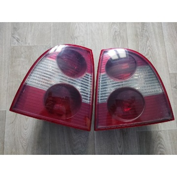 Lampy tył Volkswagen Passat B5 FL Sedan