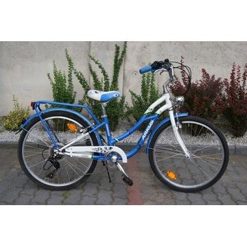 Rower juniorski damka miejski ARKUS 24'' koła