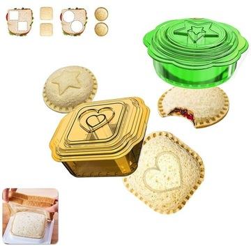 Wykrojniki do chleba dla dzieci