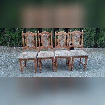 krzesła stylowe