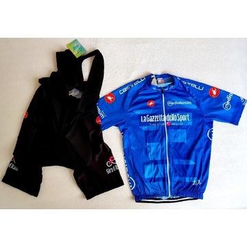 Komplet kolarski Castelli, Giro d'Italia rozmiar M