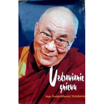 Uzdrawianie gniewu Dalajlama WARSZAWA
