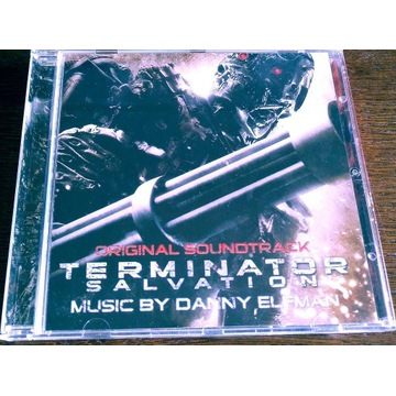 OST TERMINATOR SALVATION - Danny Elfman