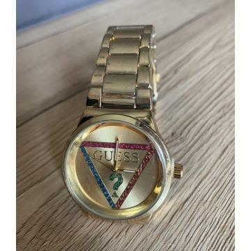 Zegarek złoty Guess