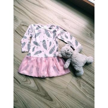Sukienka Makoma roz 92