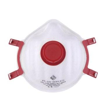 Maska maseczka fs-33v FFP3 R D z zaworem