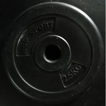 Zestaw obciążeń bitumicznych 20kg / 8x2,5kg